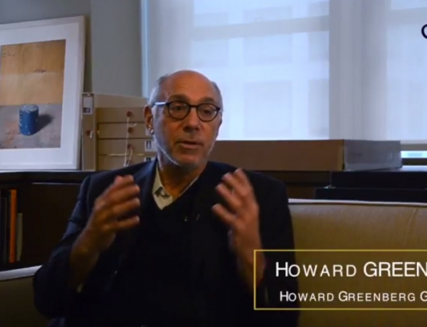 WATCH: Howard Greenberg and Ed Burtynsky AIPAD Talk