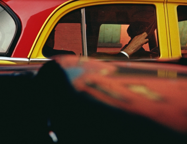 Saul Leiter Exhibition at The Photographer's Gallery