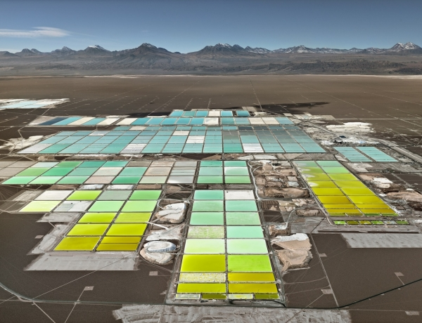 Edward Burtynsky featured in Anthropocene Project at the Art Gallery of Ontario