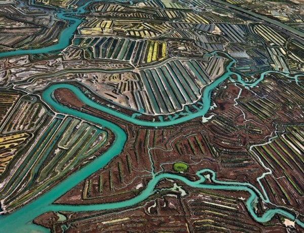 Edward Burtynsky featured in Crave