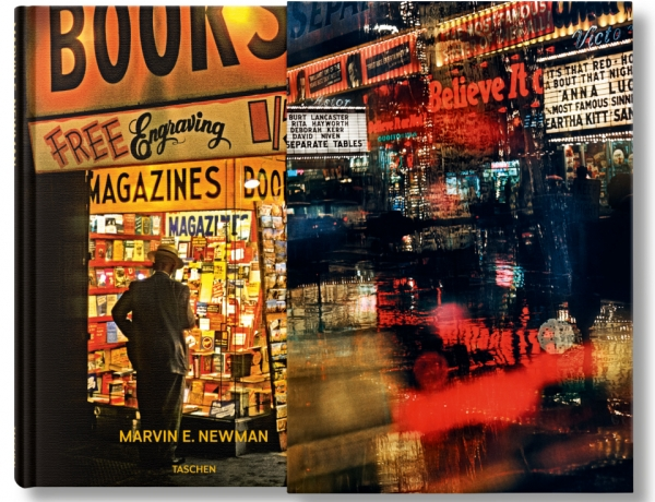 Marvin Newman Limited Edition Monograph to be Released