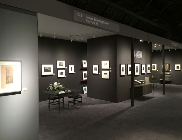 """HGG Booth featured in """"What Not to Miss at the Art Show at the Armory"""" in the New York Times"""