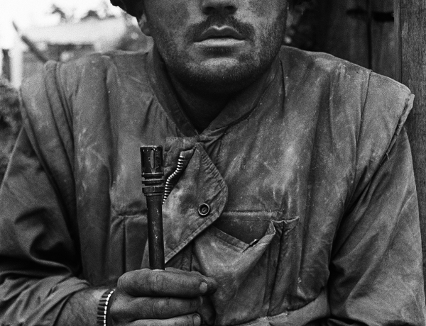 Don McCullin, Howard Greenberg Gallery, 2019