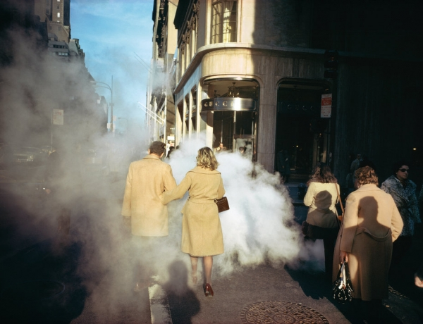 Joel Meyerowitz featured in the New York Times Magazine