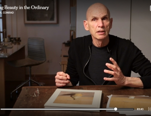 Interview with Joel Meyerowitz in the NYT Lensblog