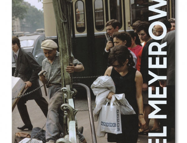 Joel Meyerowitz Book Signing at Photo London
