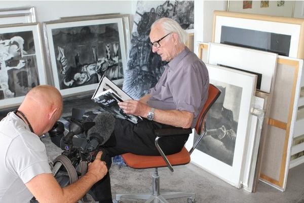 Håkon Bleken - En mester i kull