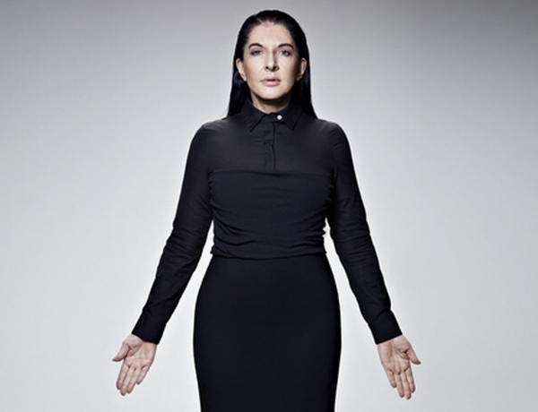 Performnce artist Marina Abramović: 'I was ready to die'
