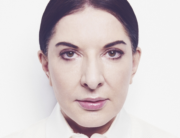 Marina Abramović to Galleri Brandstrup and Henie Onstad Art Center