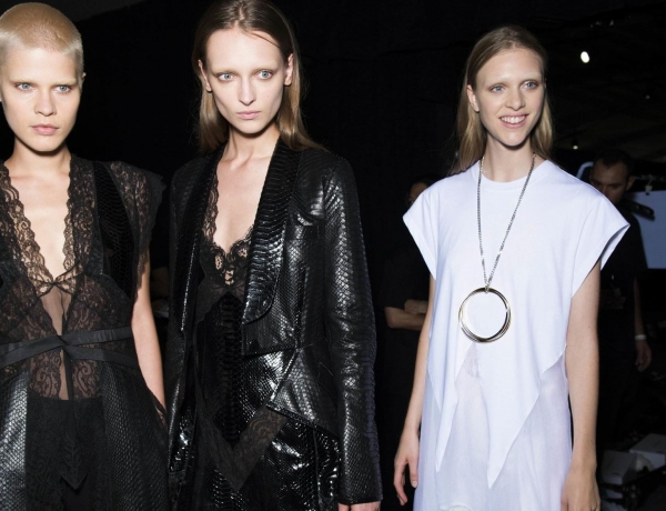 Givenchy and Marina Ambramovic Take New York With A Stunning Spectacle