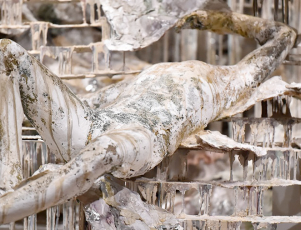 Diana Al-Hadid, 24 Feb — 24 Sep 2017 at the San Jose Museum of Art in San Jose, United  States