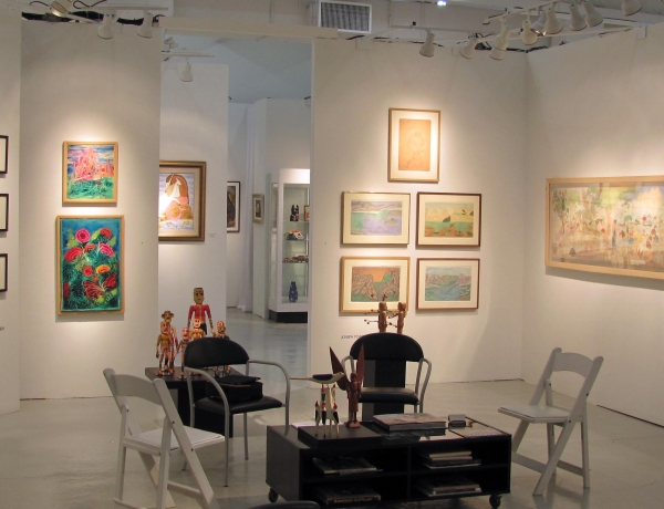 Outsider Art Fair 2016