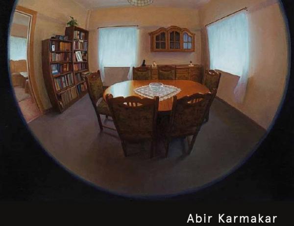 Abir Karmakar | Uncanny Space