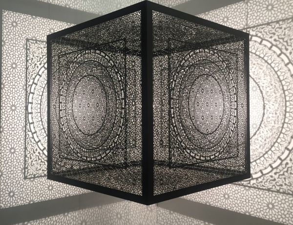 Anila Quayyum Agha at Asia Society