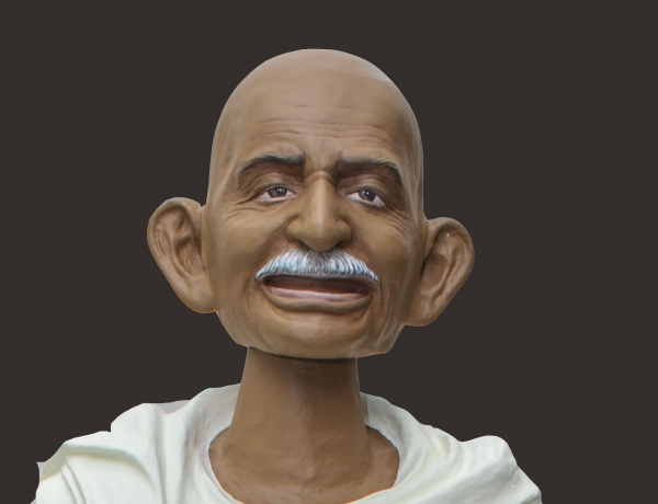 Gandhi Jayanti 2019: Artists across generations find ways to connect with, question Bapu through their work