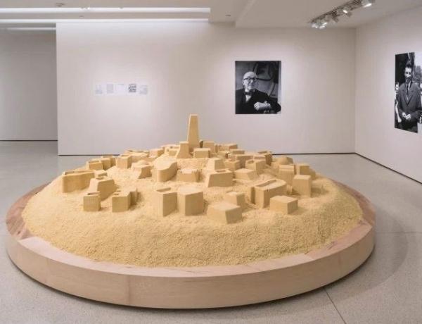 Rasheed Araeen Speaking at The Guggenheim New York