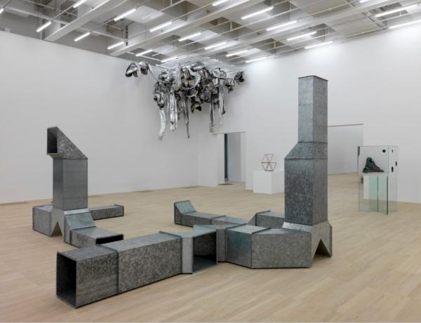 Rasheed Araeen on Display at Tate Modern, London