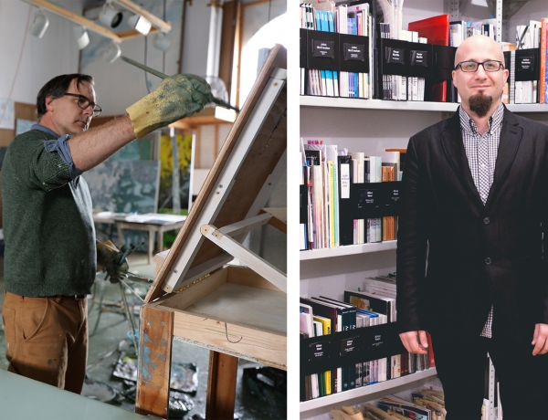 On Intimacy and Distance: Eric Aho in Conversation with Todd Bradway