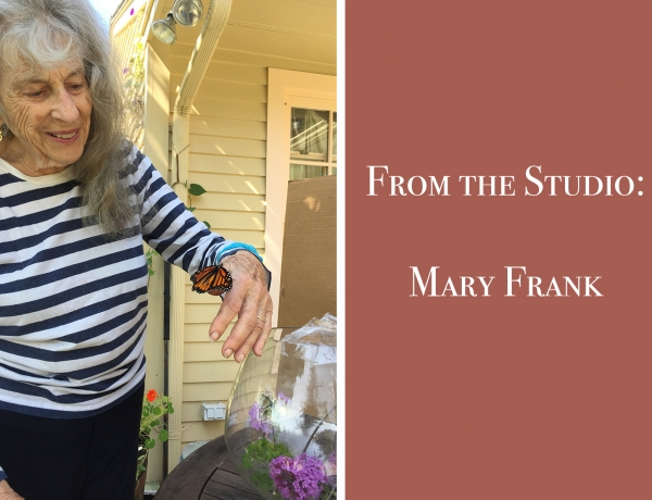 From the Studio: Mary Frank