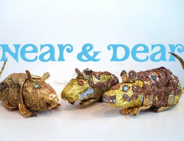 Near & Dear, an Exhibition Curated by Carrie Moyer