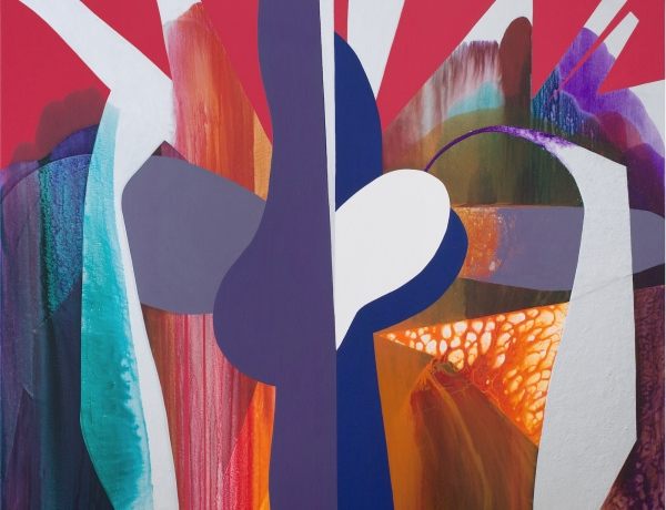 Carrie Moyer Talk at Guggenheim Museum