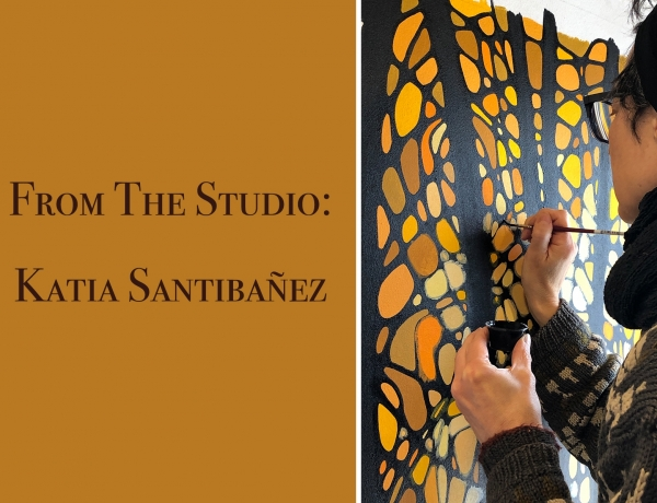 From the Studio: Katia Santibañez