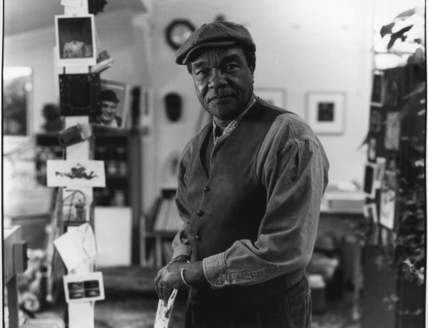 Documentary: Black Art: In the Absence of Light