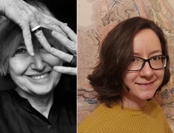 Artist Talk: Joyce Kozloff in Conversation with Claire Reddleman