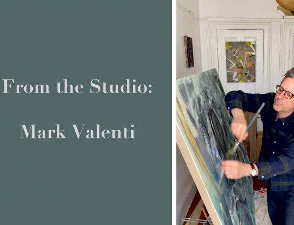 From the Studio: Mark Valenti