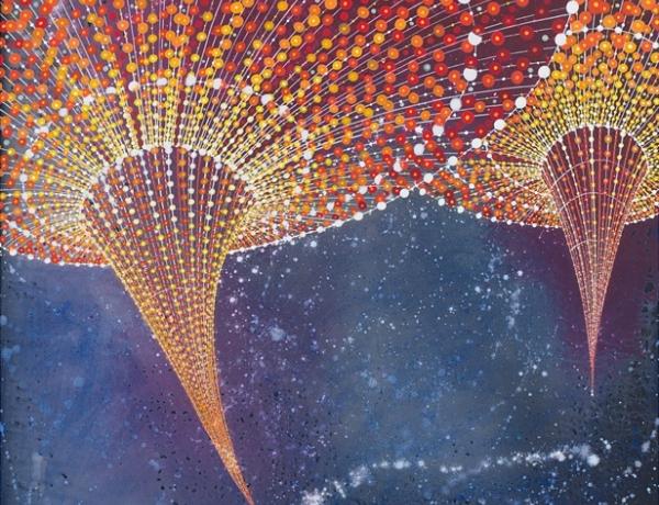 Barbara Takenaga: Waiting in the Sky II