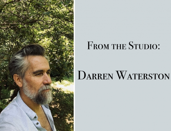 From the Studio: Darren Waterston