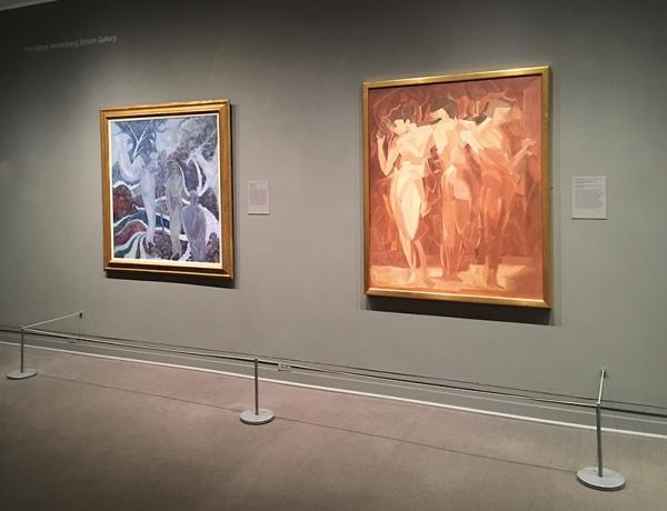 MANIERRE DAWSON AT THE METROPOLITAN MUSEUM OF ART