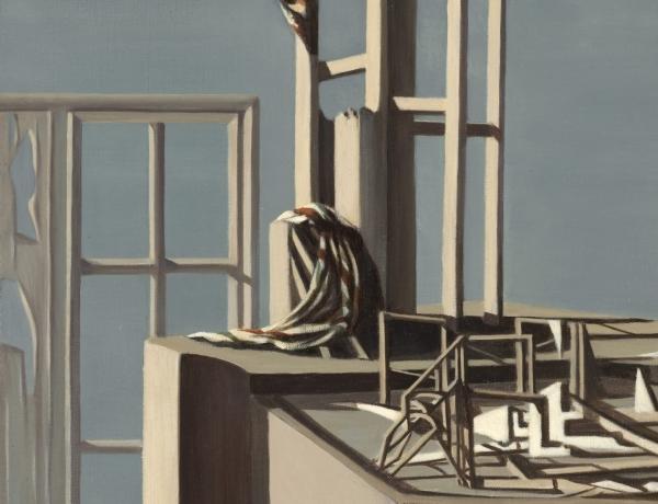Kay Sage: Serene Surrealist at WCMA