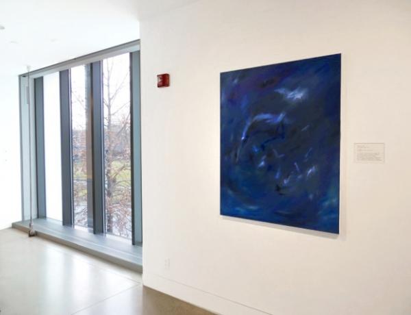 LISA BRADLEY AT THE DELAWARE ART MUSEUM