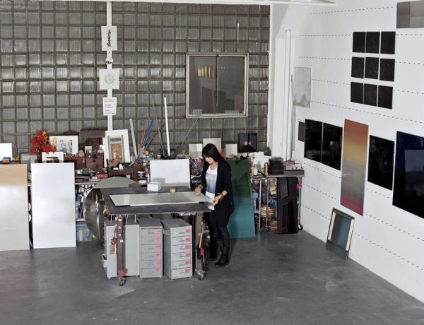 OCULA 参观 MIYA ANDO(安藤美夜)的工作室