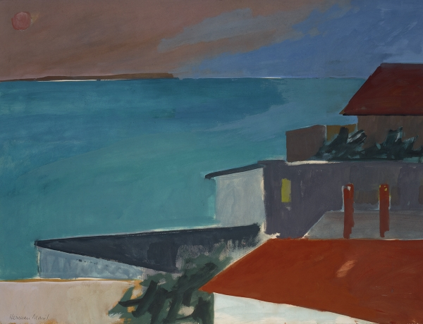 Open House for Herman Maril: The Provincetown Paintings