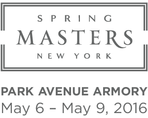 Spring Masters logo with dates