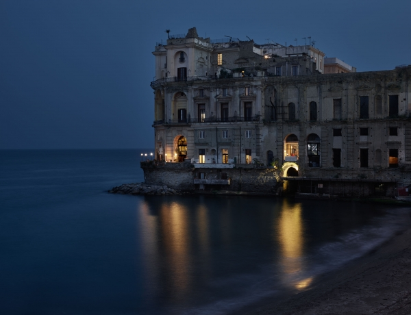 Gail Albert Halaban's New Photo Book Offers View Into The Windows Of Italians