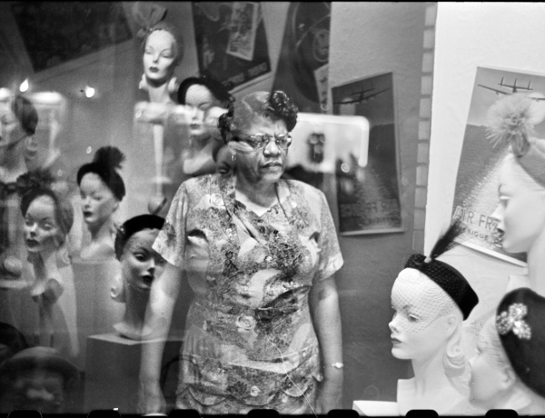 Elliott Erwitt's Lost Shots of Pittsburgh in Pictures
