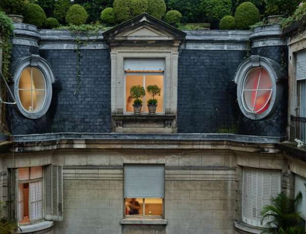 Window Watching: Gail Albert Halaban Photographs Porteños Private Lives