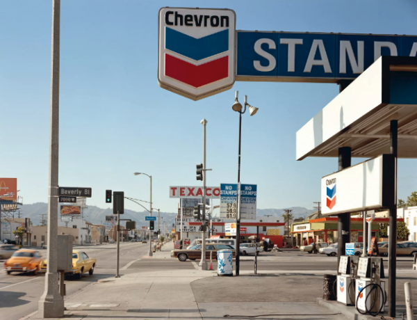 Stephen Shore's MoMA Survey in The New York Times