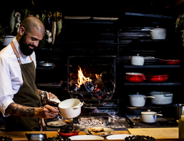 Meet Chef David