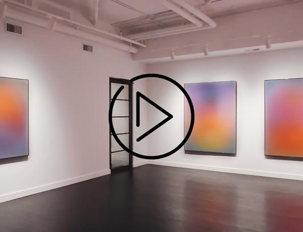 Leon Berkowitz, Exhibition — VIDEO