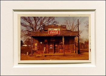 William Christenberry: Vintage Kodak Brownies