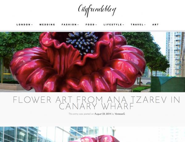 CityFreude Blog