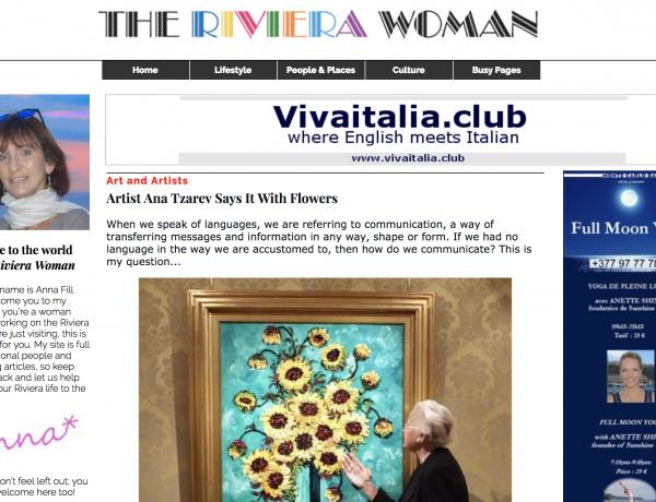The Riviera Woman