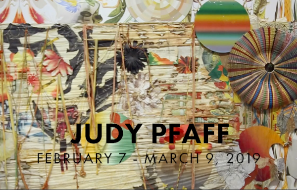 ARTnews | In conversation with Judy Pfaff