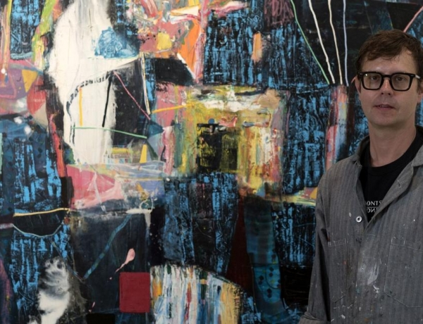 Tomory Dodge at Lux Art Institute