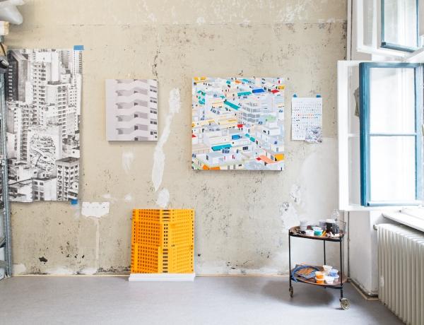 Daniel Rich Represented by Miles McEnery Gallery