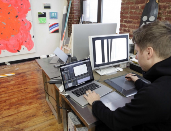Interview with Brian Alfred | The Studio Visit